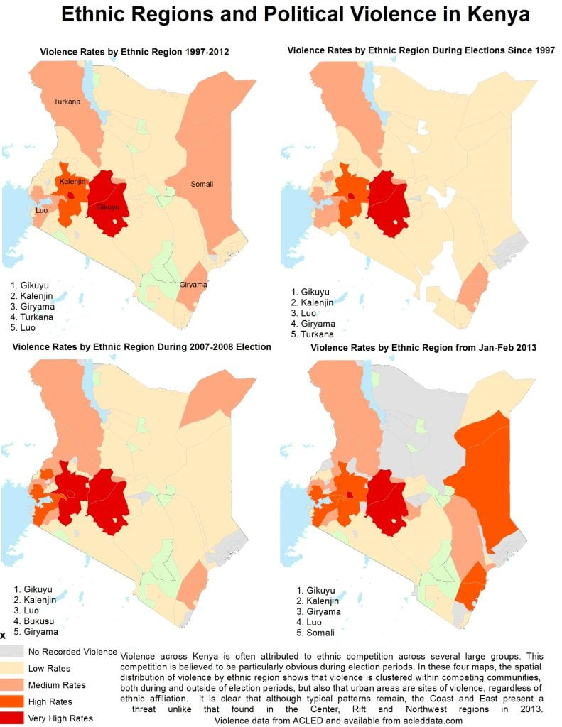 ACLED Graphic_Kenyan Violence by Ethnic Region_2013